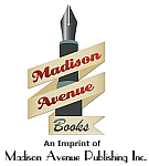 Madison Avenue Bücher Logo